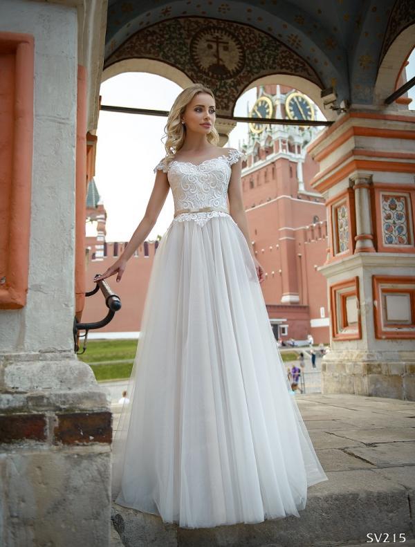 Свадебное платье модель 215