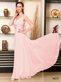 Вечернее платье 9672