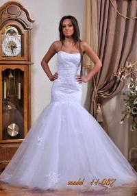 Свадебное платье невесты модель 11-087
