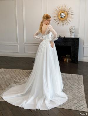 Свадебное платье модель sv424