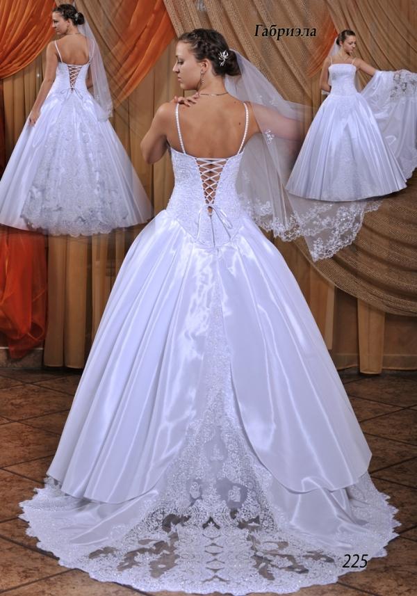 Свадебное платье невесты модель Габриэлла