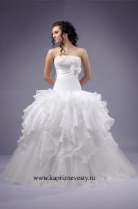 Свадебное платье невесты модель 12101