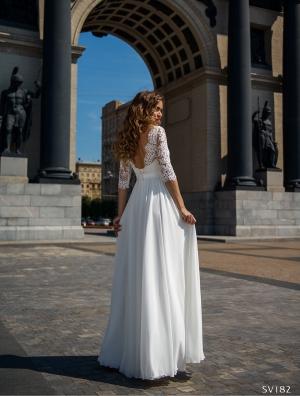 Свадебное платье модель 182 (спинка)