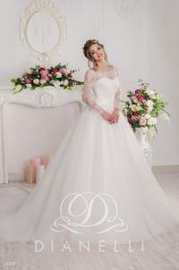 Свадебное платье модель 340