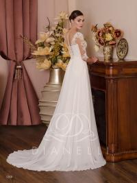 Свадебное платье модель 358 (спинка)