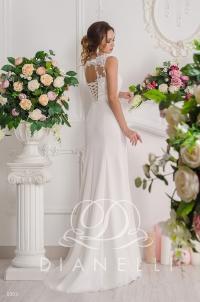 Свадебное платье модель 303 (спинка)
