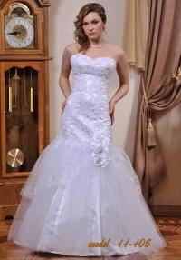 Свадебное платье невесты модель 11-106