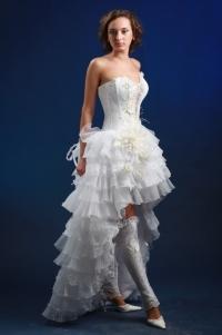 Свадебное платье невесты модель Жозефина