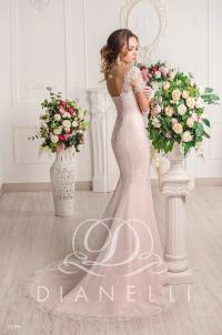 Свадебное платье модель 299 (спинка)