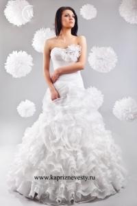 Свадебное платье невесты модель 1262