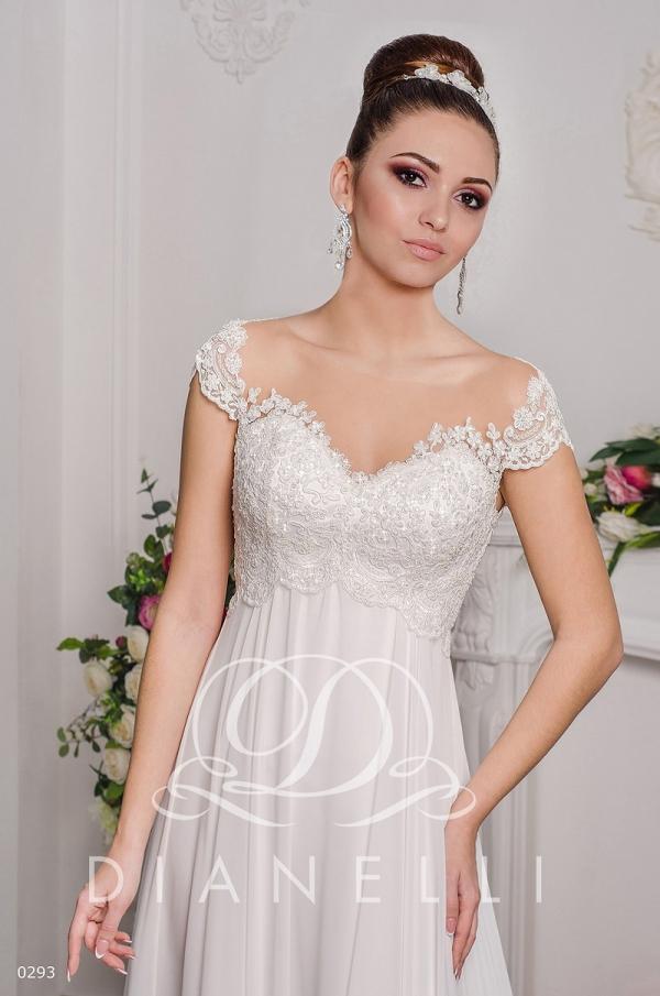 Свадебное платье модель 293