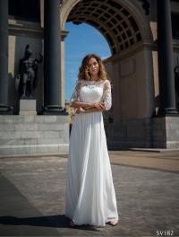 Свадебное платье модель 182