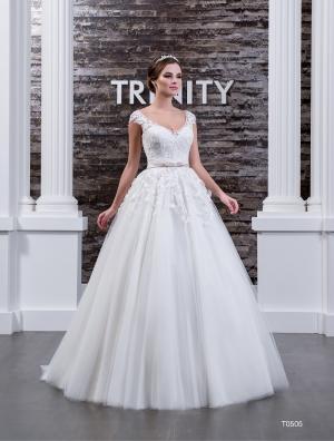 Свадебное платье модель 505