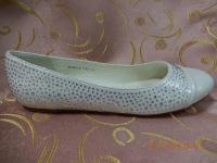 Туфли-балетки.