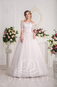 Свадебное платье модель 318